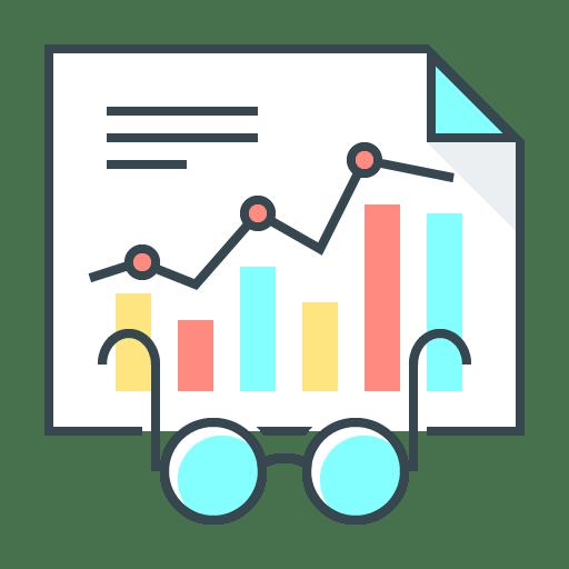 Icona analisi conversioni
