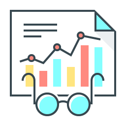 Icona analytics