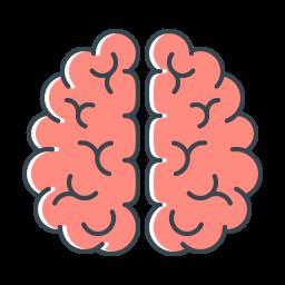 Icona brainstorm startup