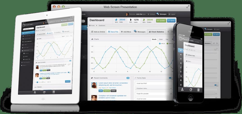 Screenshot presentazione